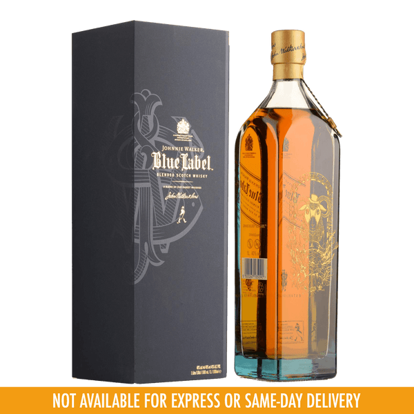 Johnnie Walker Blue Label Year of The Goat 1L