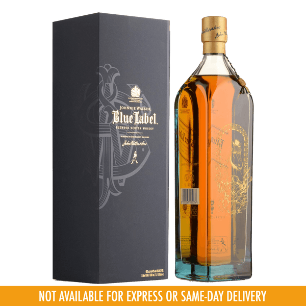 Johnnie Walker Blue Label Year of The Horse 1L