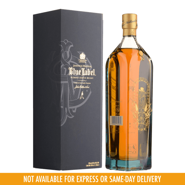 Johnnie Walker Blue Label Year of The Ox 1L