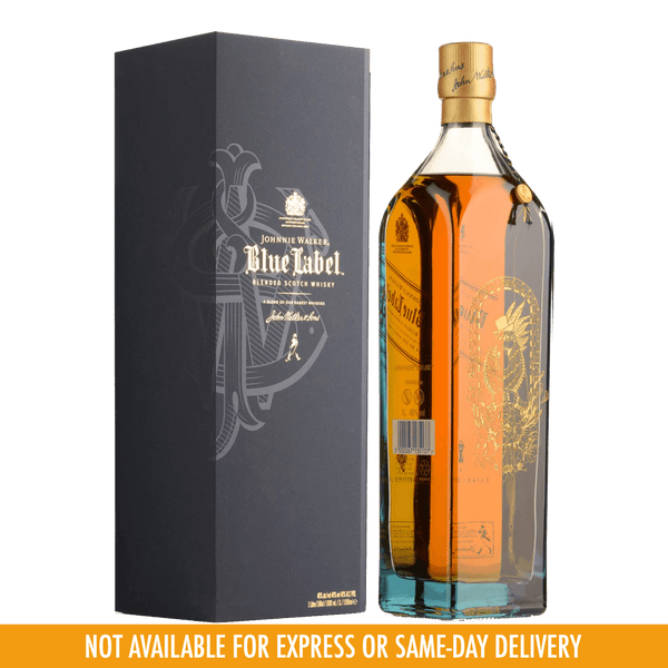 Johnnie Walker Blue Label Year of The Rooster 1L