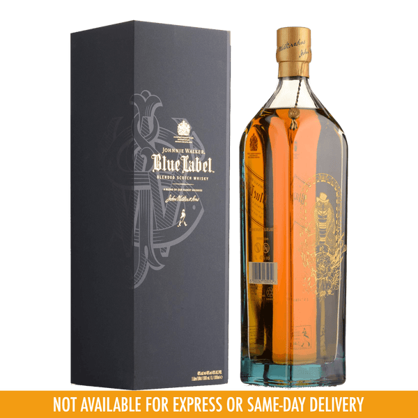 Johnnie Walker Blue Label Year of The Snake 1L