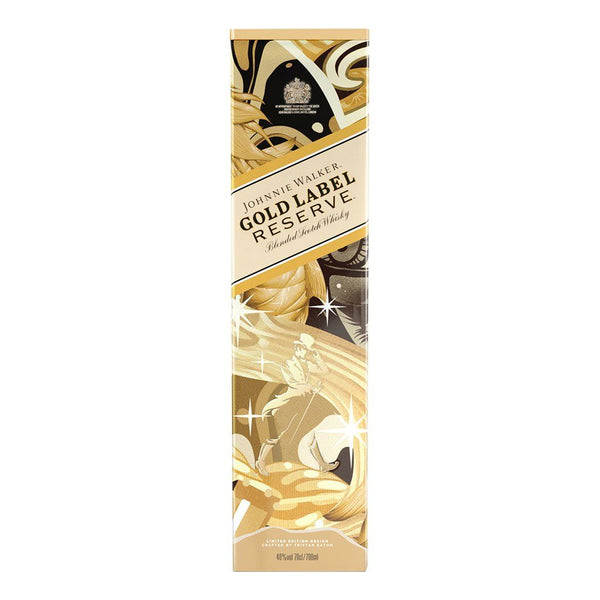Johnnie Walker Gold Reserve Artist Series 750ml - Boozy.ph