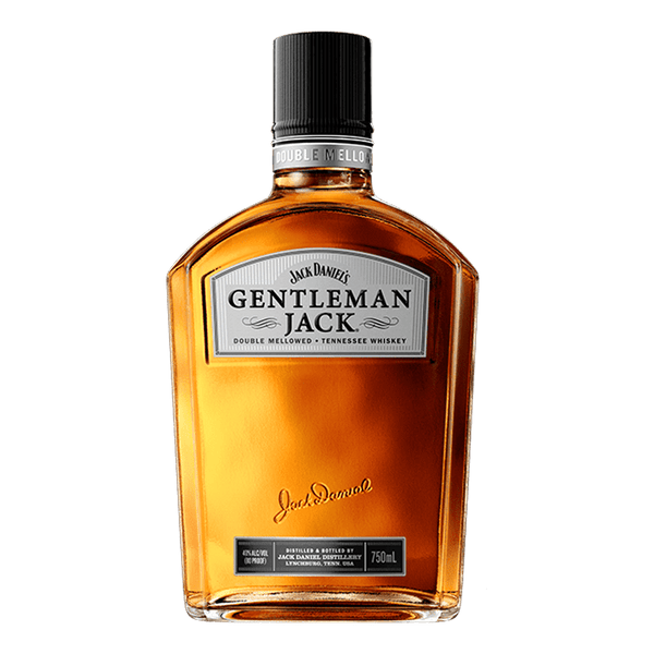Jack Daniel's Gentleman Jack Double Mellowed Tennessee Whiskey 750ml - Boozy.ph