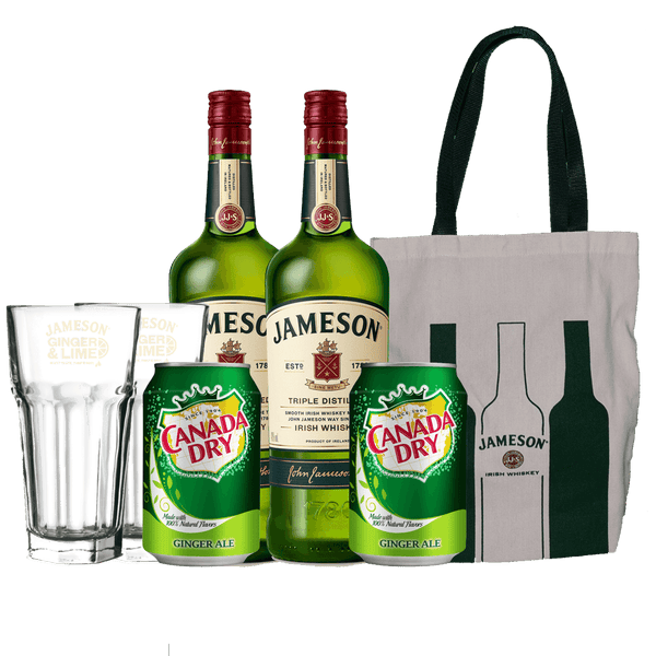 Jameson Starter Kit Bundle