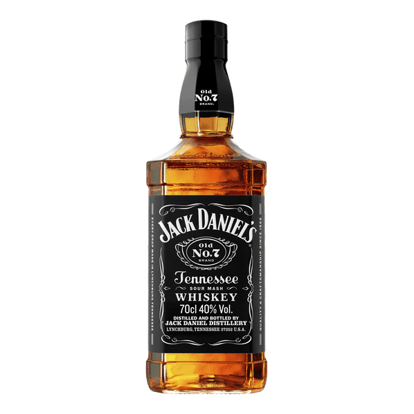 Jack Daniel's Old No.7 Tennessee Whiskey 700ml - Boozy.ph