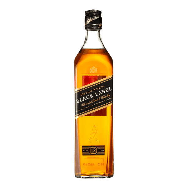 Johnnie Walker Black Label 700ml - Boozy.ph