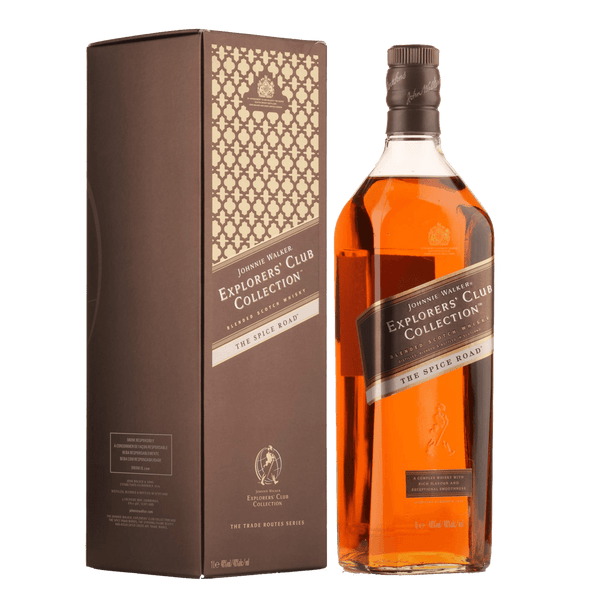 Johnnie Walker C.C. The Spice Road 1L - Boozy.ph