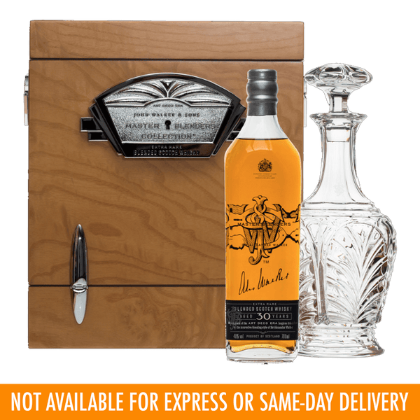 Johnnie Walker Master Blender 1880 30yo 700ml - Boozy.ph