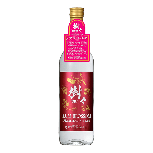 Juju Gin Plum Blossom 700ml - Boozy.ph