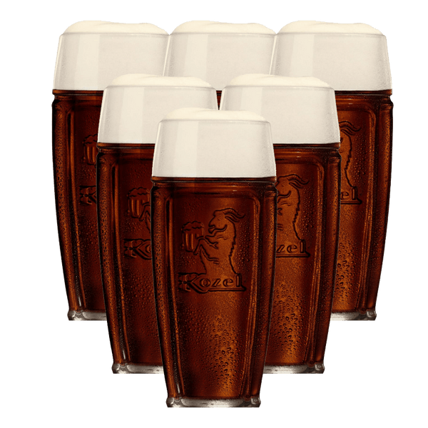 6-pc Kozel Panic Glass Set (Freebie)
