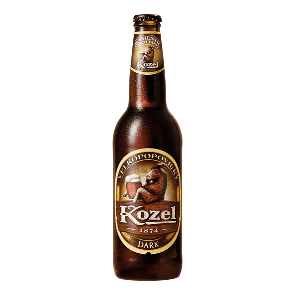 Kozel Dark 500ml Bottle - Boozy.ph
