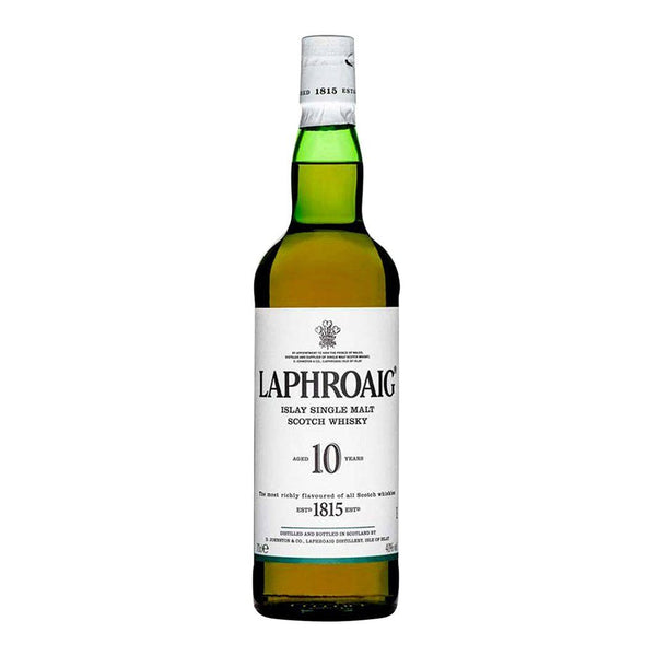 Laphroaig 10yo 700ml Whisky Single Malt