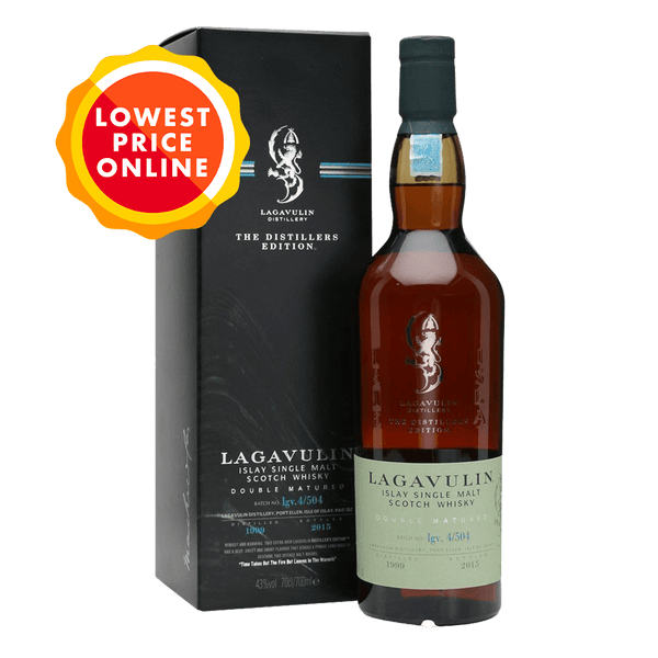 Lagavulin Distillers Edition 700ml