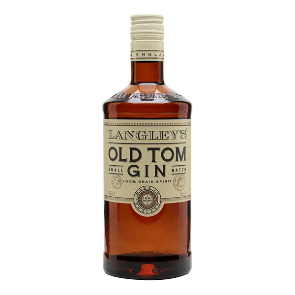 Langley's Old Tom Gin 700ml - Boozy.ph
