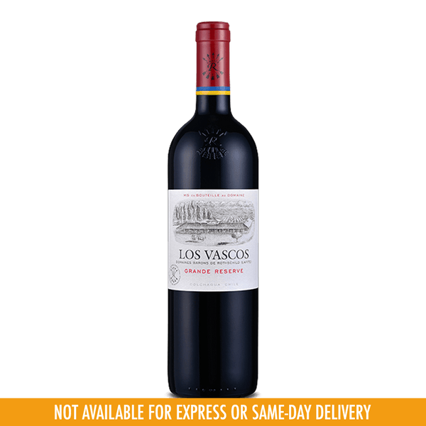 Los Vascos Grand Reserve Red 750ml