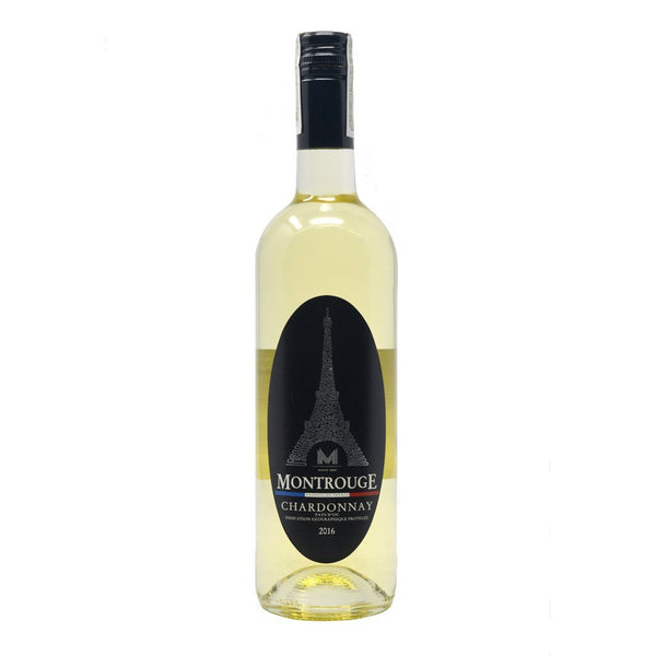 Montrouge Chardonnay French Dry White Wine 750ml