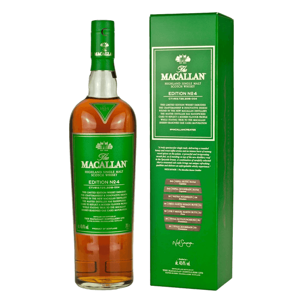 Macallan No. 4 700ml - Boozy.ph