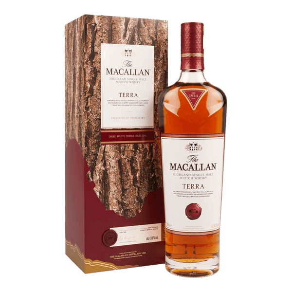 Macallan Terra 700ml