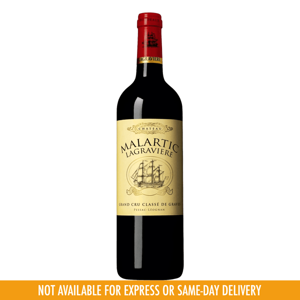 Malartic Lagraviere Rouge 2013 750ml - Boozy.ph