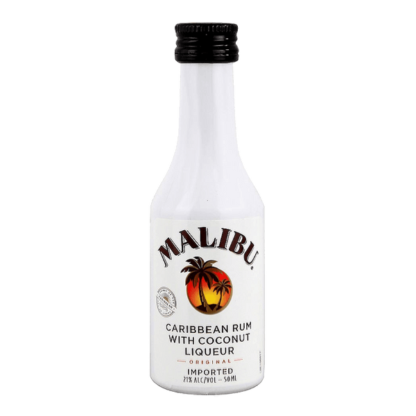 Malibu Rum Mini 50ml (Freebie)