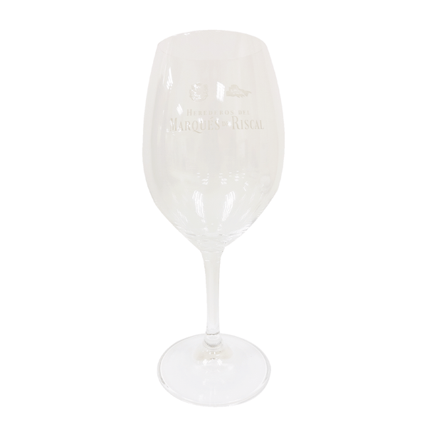 Marques de Riscal Reserva Wine Glass (Freebie)