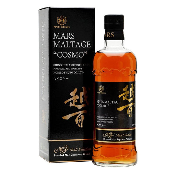 Mars Maltage Cosmo 700ml Blended Malt Japanese Whisky