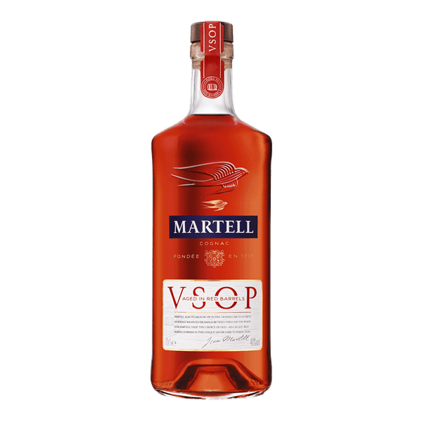 Martell VSOP Aged in Red Barrels 700ml