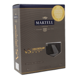 Martell VS Single Distillery 700ml Gift Set
