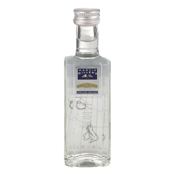 Martin Miller's London Dry Gin Mini (Freebie) - Boozy.ph