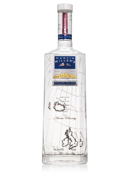Martin Miller's London Dry Gin 700ml - Boozy.ph