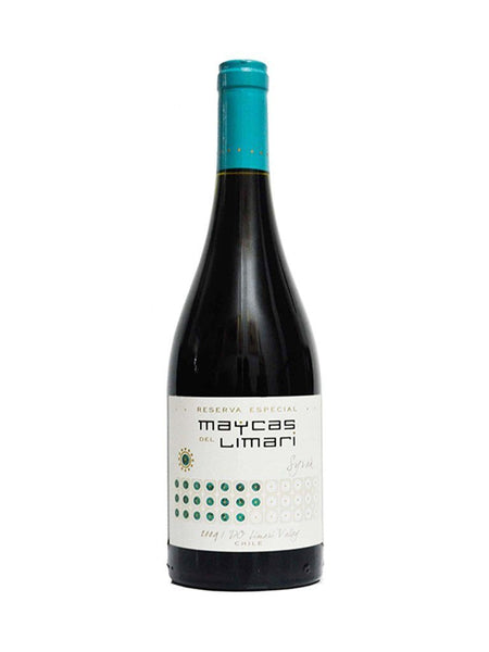 Maycas Res. Especial Syrah Chilean Dry Red Wine 750ml