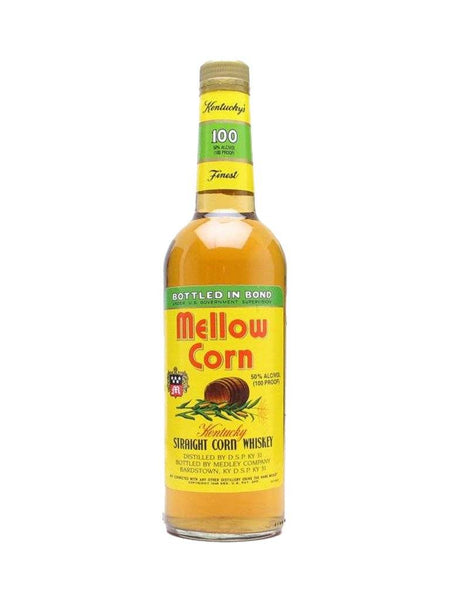 Mellow Corn 4yo Whiskey 750ml - Boozy.ph