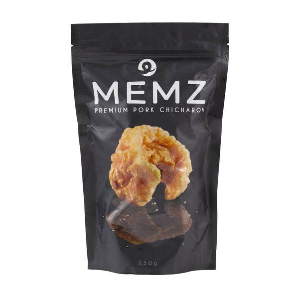 Memz Chicharon 250g - Boozy.ph