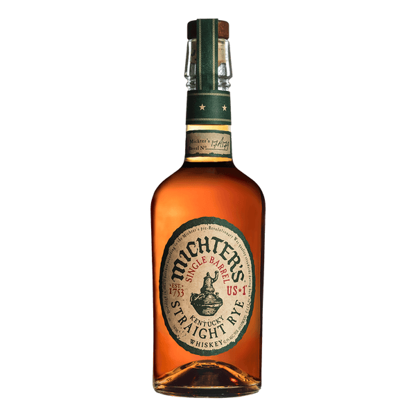 Michters US*1 Kentucky Straight Rye 700ml - Boozy.ph