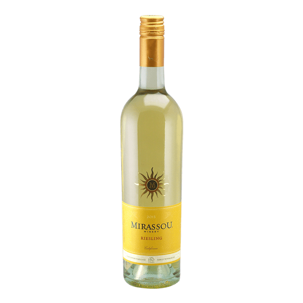 Mirassou Riesling French White Wine 750ml