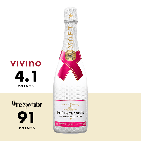 Moet & Chandon Ice Rose 750ml