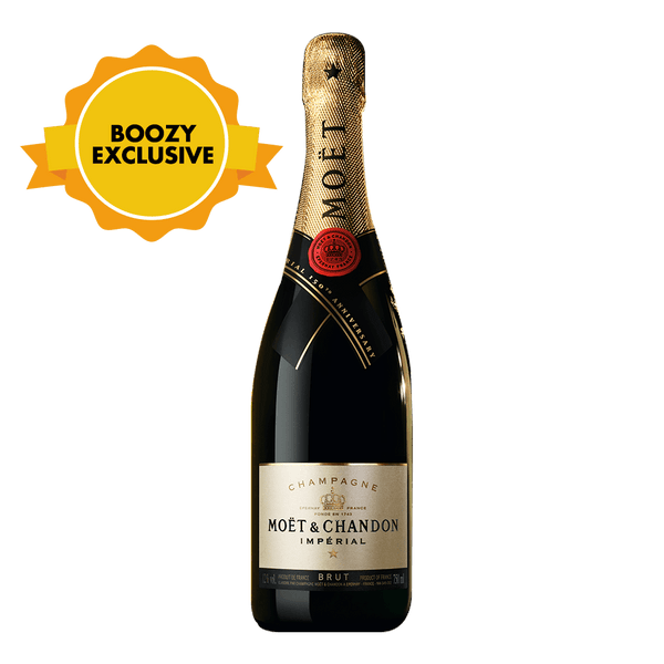 Moet & Chandon Imperial Brut 150th Anniversary 750ml - Boozy.ph