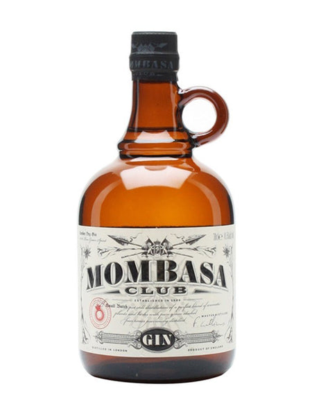 Mombasa Club Gin 700ml - Boozy.ph