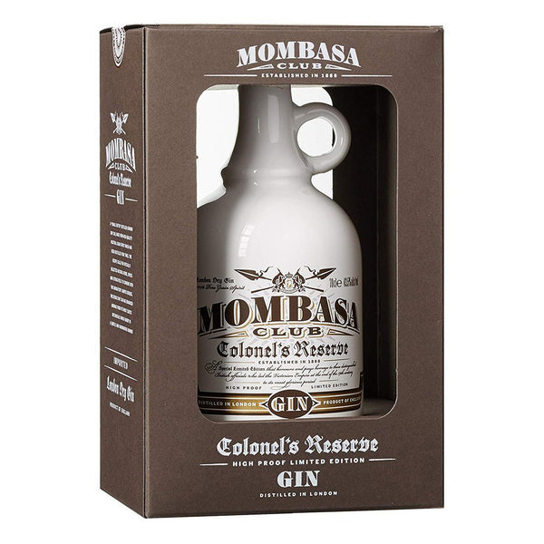 Mombasa Club Colonels Reserve London Dry Gin 700ml