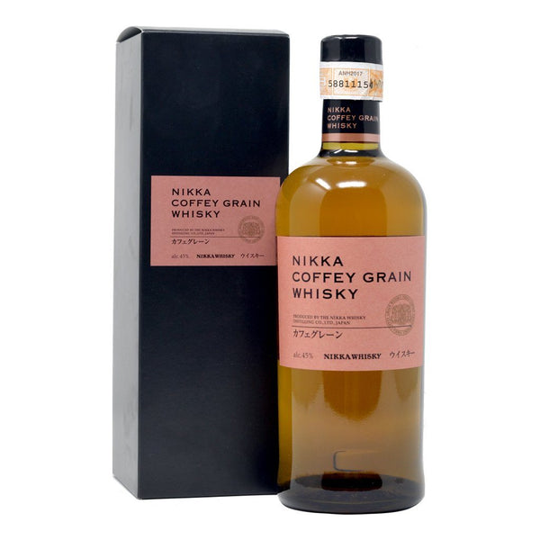 Nikka Coffey Grain Whisky 700ml - Boozy.ph