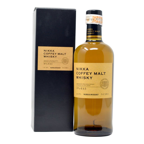 Nikka Coffey Malt Whisky 700ml - Boozy.ph