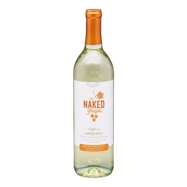 The Naked Grape Moscato 750ml