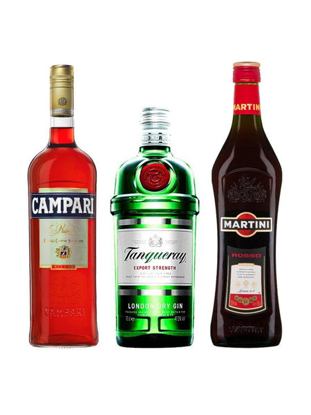 Negroni Cocktail Party Pack