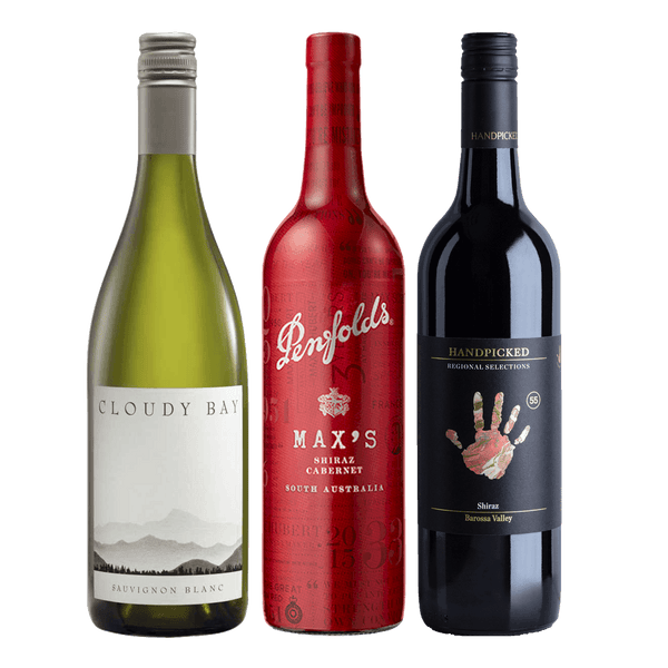 New World (Australia and New Zealand) Wine Bundle