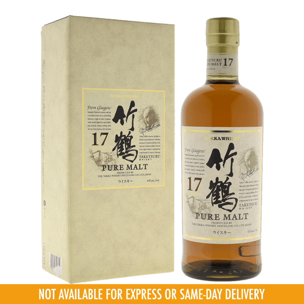 Nikka Taketsuru 17yo 700ml