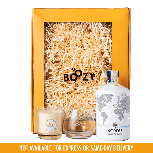 Nordes Gin 700ml Holiday Gift Set