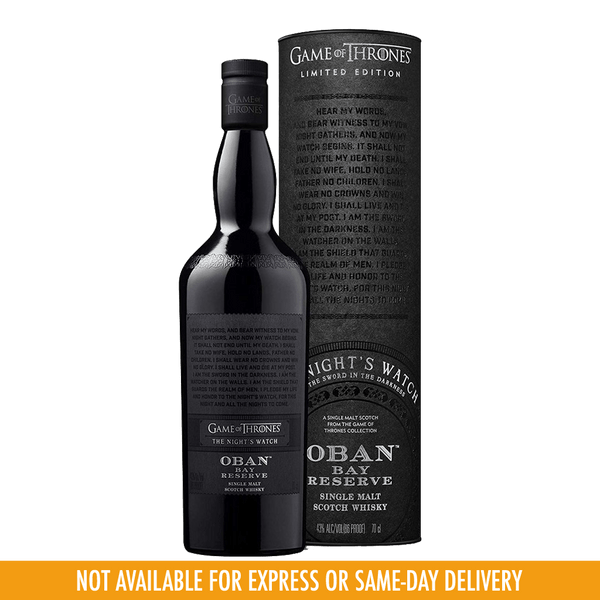 Game of Thrones - Oban Bay Reserve 700ml