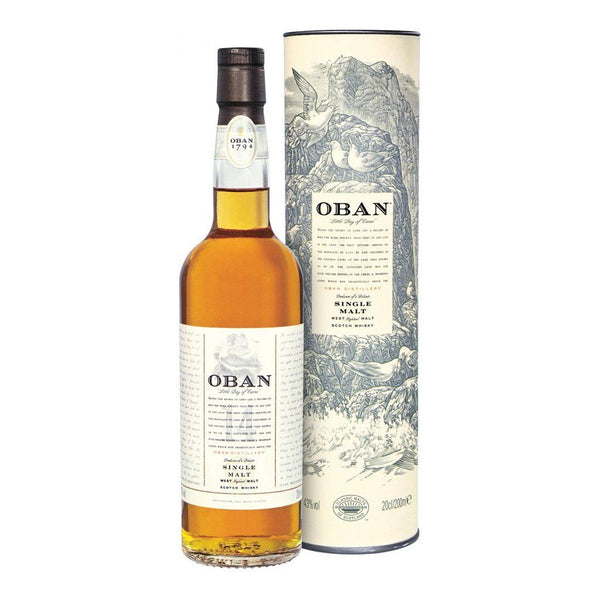 Oban 14yo 700ml - Boozy.ph