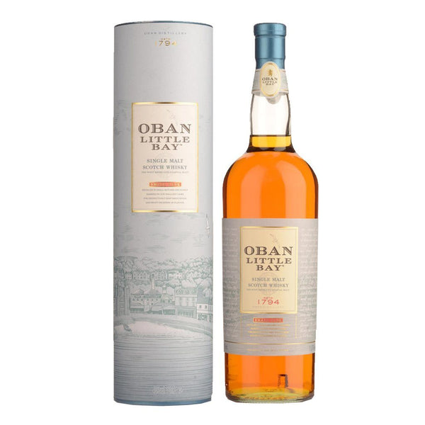 Oban Little Bay 700ml - Boozy.ph