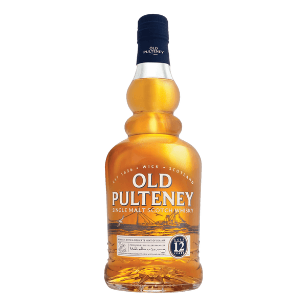 Old Pulteney 12yo 700ml - Boozy.ph